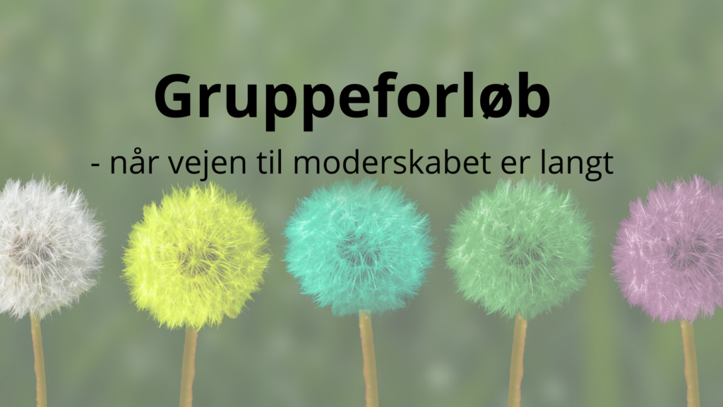 Gruppe for fertilitet